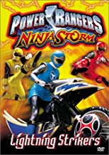 Power Rangers Ninja Storm - Lightning Strikers