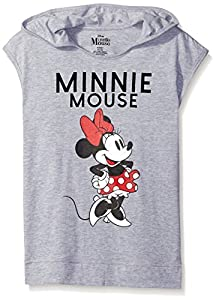 Disney Big Girls' Minnie Mouse Hoode...