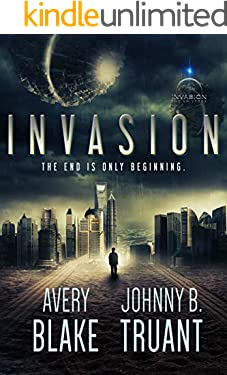 Invasion (Alien Invasion Book 1)