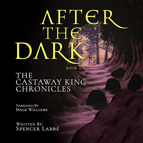 The Castaway King Chronicles: After the Dark, Book 1 audiobook cover art