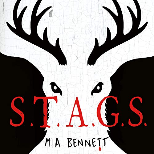 STAGS Audiobook By M A Bennett cover art
