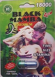 black mamba sex pill