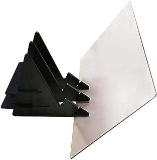 Klcclmki 自動構図レンズ 光学式 タブレット スマホ 携帯に対応 漫画 コミック 絵画 描き 構図 図板 重宝 道具 アイテム スケッチツール スケッチキット 光学式自動構図レンズ 初心者 おもちゃ
