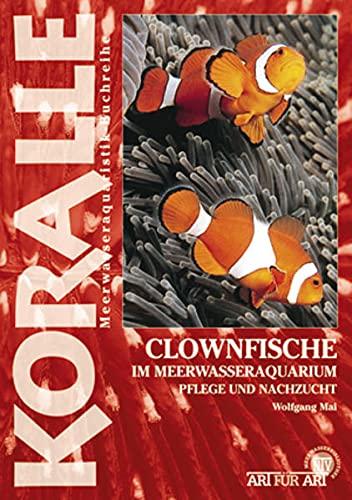 Clownfische im Meerwasseraquarium: Pflege und Nachzucht (Koralle)