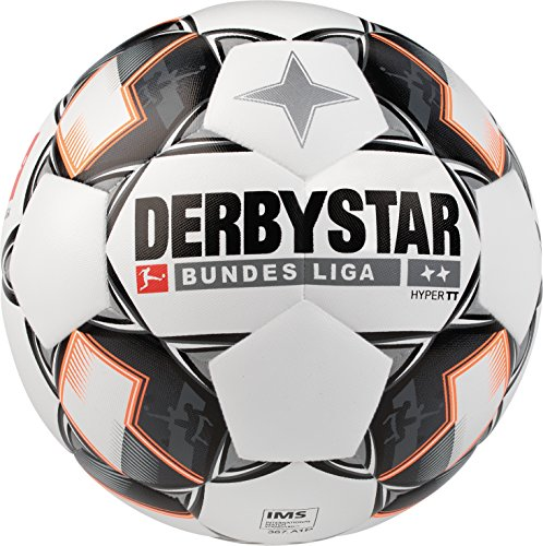 Derbystar Bundesliga Hyper TT, 5, weiß schwarz orange, 1855500127