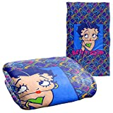 Trevco Betty Boop Pop Betty Silky Touch Super Soft Throw Blanket 36' x 58'