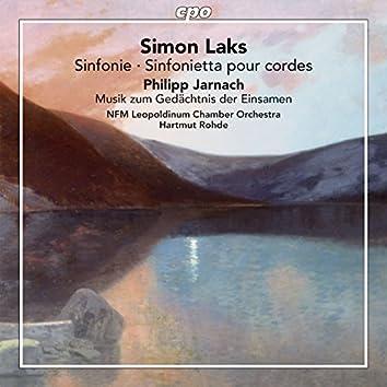 Laks & Jarnach: Orchestra Works