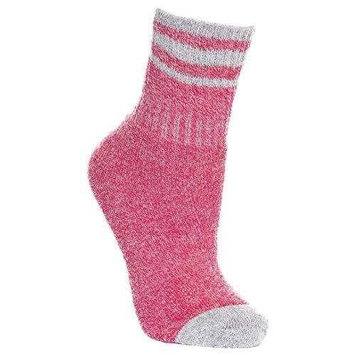 Vic Kids Anti Blister Socks - RASPBERRY MARL 12-3
