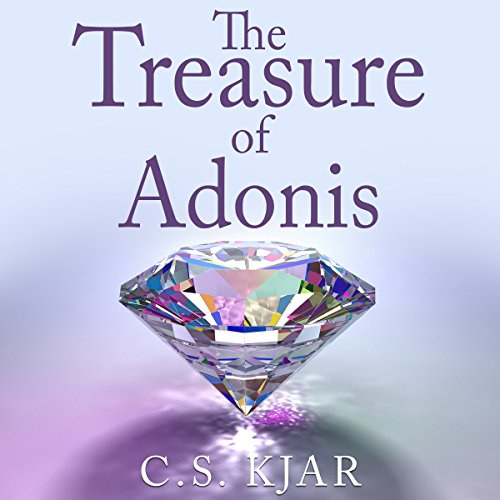 The Treasure of Adonis audiobook cover art
