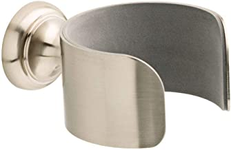 Delta Wall-Mounted Hair Dryer Holder in SpotShield Brushed Nickel
