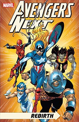 Avengers Next: Rebirth (Avengers Next (2006)) (English Edition)