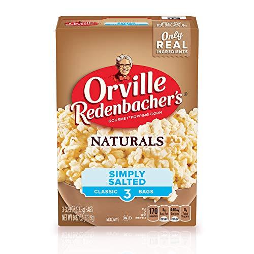 Best popcorn orville redenbacher single for 2020