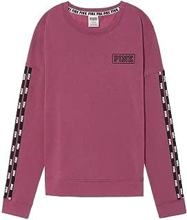Pink Campus Crew Sweatshirt Berry Medium NWT