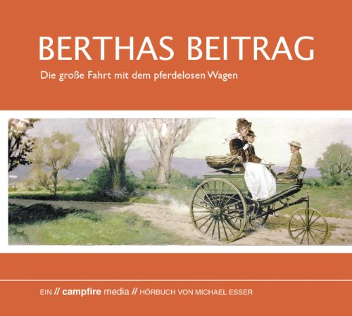 Berthas Beitrag audiobook cover art
