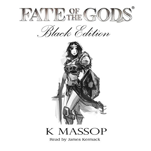 Fate of the Gods - Black Edition audiobook cover art