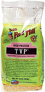4-Pack Bob's Red Mill TVP (Textured Vegetable Protein) 10-Oz.