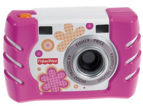 Fisher-Price - W1460 - Jeu Electronique Premier Age - Nouvel Appareil Photo - Rose