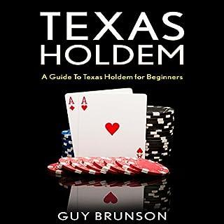 Texas Holdem audiobook cover art