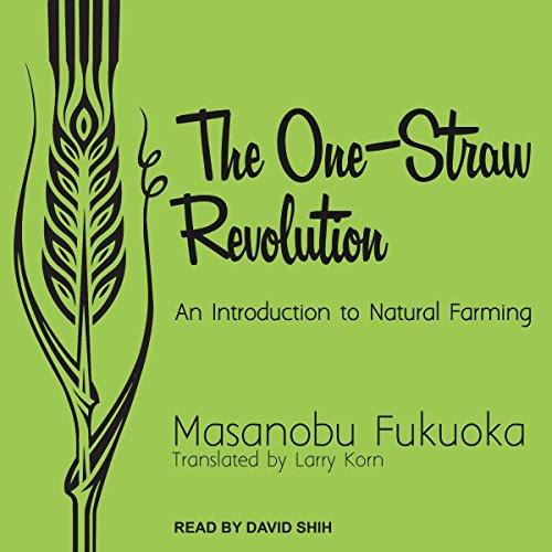 Couverture de The One-Straw Revolution
