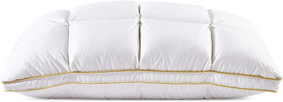 JBailmx Fresno Mall Max 41% OFF 1 Pcs Goose Feather and Pillows Hotel Quality Bed Down