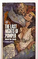 The Last Nights of Pompeii 0451030516 Book Cover