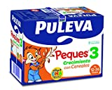 Puleva Peques Leche Infantil de Crecimiento con Cereales Tipo 3 - 6 x 1 L
