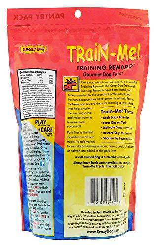 Product Image 2: Crazy Dog Train-Me! Training Reward Dog Treats