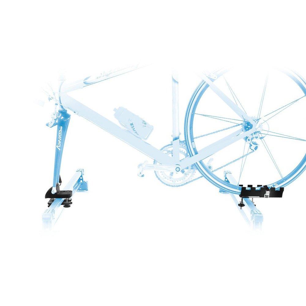 Peruzzo techo Portabicicletas rollo también para Disc Brake, plástico coche bicicleta: Amazon.es: Deportes y aire libre