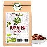 Tomatenflocken getrocknet BIO | 250g | 100% Tomaten ohne Zusätze | Pizzagewürz