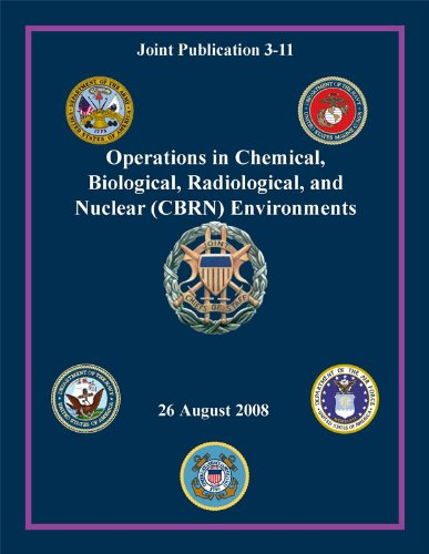 Operations in Nuclear, Biological, Chemical, and Radiological (CBRN) Environments: Joint Publication 3-11 (English Edition)