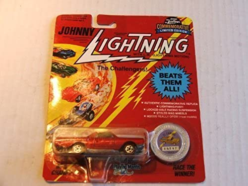 promocionales de incentivo Johnny lightning the challengers rojo el camino camino camino with 2 surf boards series b by mantis  contador genuino