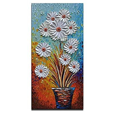 Azure Art-100% Hand Painted Art Oil Paintings on Canvas Wall Art by Azure Art