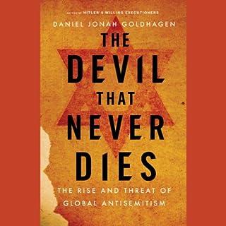 The Devil That Never Dies cover art