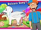 Unicorn Song by Blippi - Story Nursery Rhyme Song