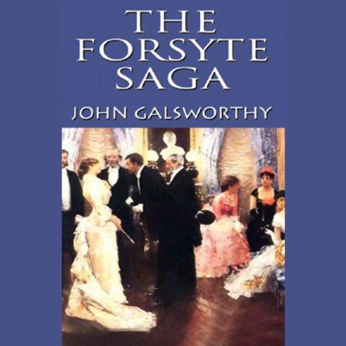 The Forsyte Saga  Audiolibri