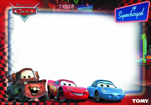 Tomy - 6195 - Loisir Créatif - Poster Aquadoodle Cars
