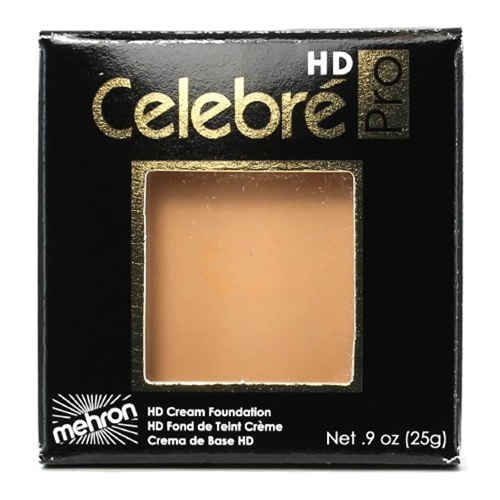 リーク急性狂った(3 Pack) mehron Celebre Pro HD Make-Up - Light 4 (並行輸入品)