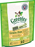 Greenies Daily Snack per l'igiene Orale Quotidiana dei Cani, Senza Cereali, Il Trattamento Dentale Intelligente