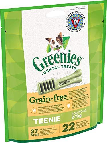 Greenies Daily Grain-Free Teenie Dog Treats (from 2-7 kg) – The Smart...