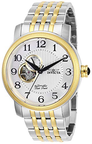 Invicta 28791 Lucid Reloj para Hombre acero inoxidable Automático Esfera plata