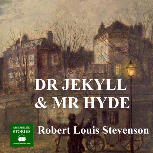 Dr Jekyll and Mr Hyde cover art