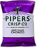 Pipers Crisp Patatine Aromatizzate al Chorizo - 24 Confezioni da 40 g