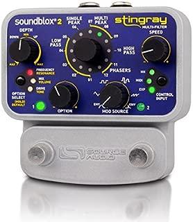 Source Audio Soundblox 2 Stingray Multi-Filter Effects Pedal