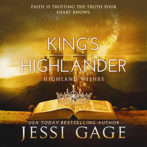 King's Highlander audiobook cover art