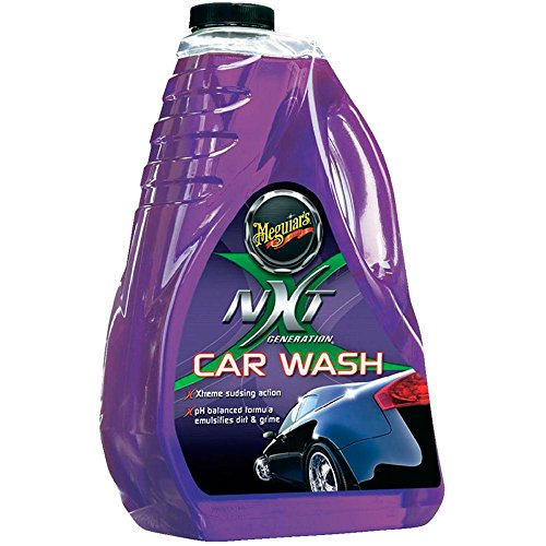 Meguiar's G12664EU NXT Car Wash Autoshampoo, 1892 ml