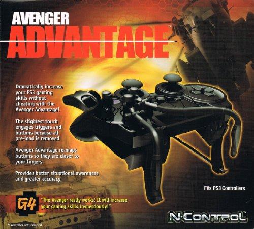 PS3 Avenger Advantage Cheat-Controller-Erweiterung 2018 (Aufsatz ohne Controller)