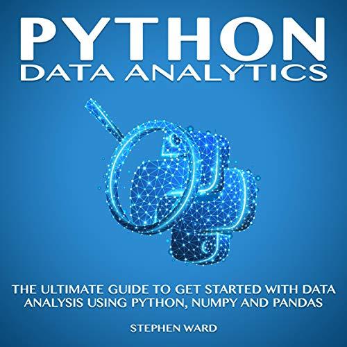 Python Data Analytics cover art