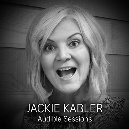 FREE: Audible Sessions with Jackie Kabler audiobook cover art