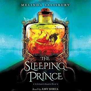 The Sleeping Prince audiobook cover art