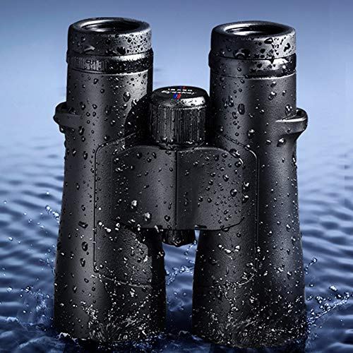 Purchase ZDY 10X50 Binoculars Professional Binoculars Waterproof Telescope Bak4 Prism Camping Night ...